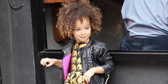 Fierce 3-Year-Old Fashionista Is Taking Instagram By Storm