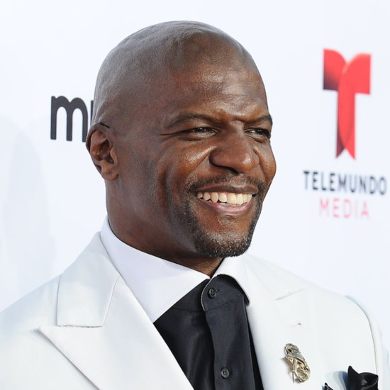Terry Crews's Grooming Tips