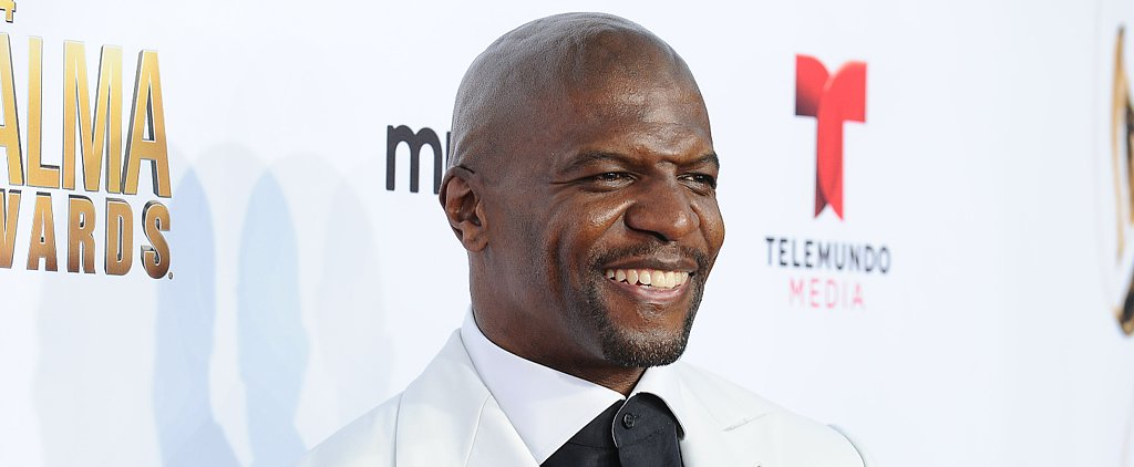 Terry Crews Wants Your Man to Use a Loofah on Date Night