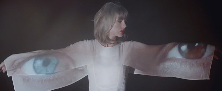 """Taylor Swift's """"Style"""" Video Is Full of Romantic White Dresses"""