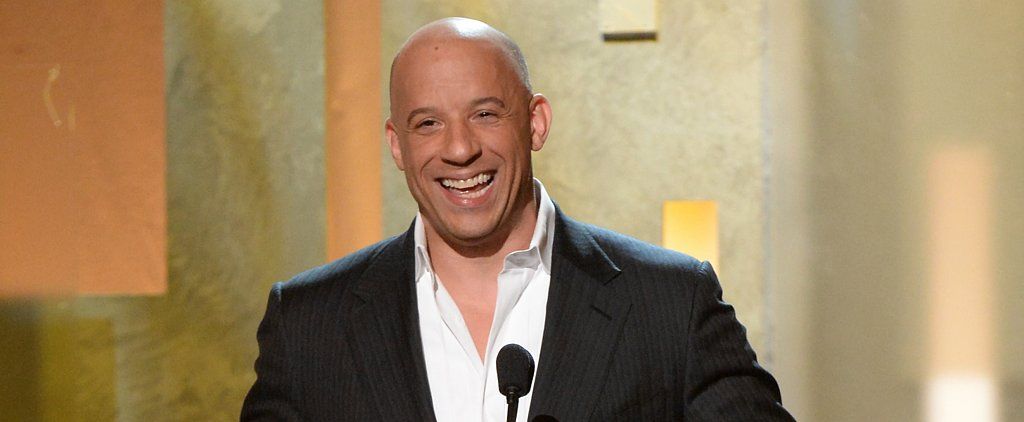 "Let Vin Diesel Serenade You With His Rendition of ""My Heart Is Open"""