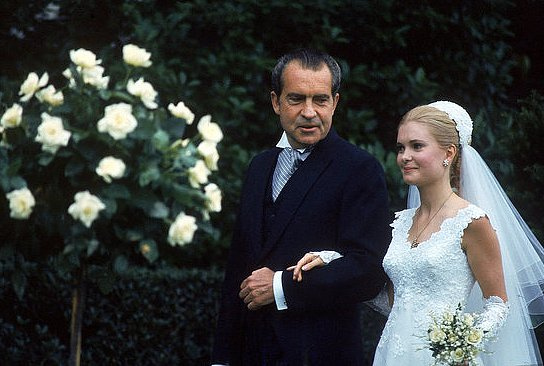 A Look Back at First-Daughter Weddings