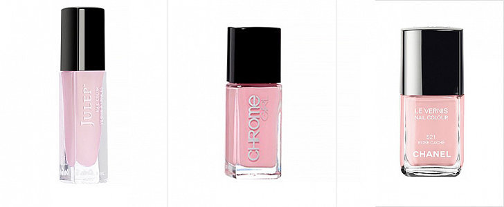 The Best Pink Nail Polishes to Get You in the Mood For Spring