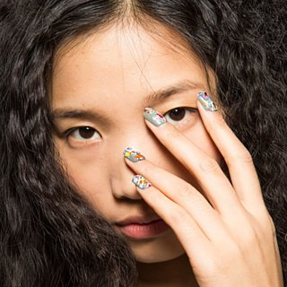 The Most Eye-Catching Manicure Trends From NYFW So Far