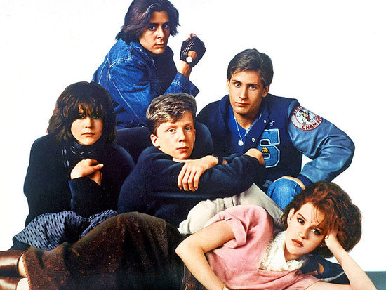 Celebrate The Breakfast Club's 30th Anniversary with 30 Life Lessons