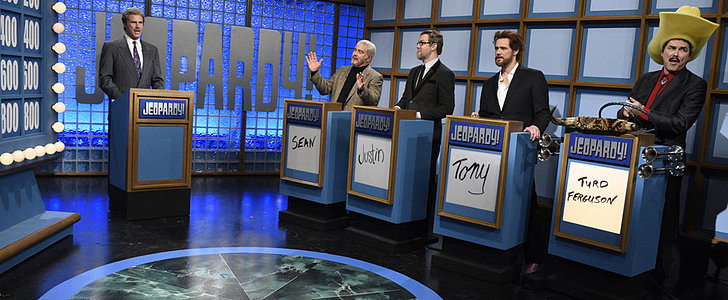 """Celebrity Jeopardy"" Will Make You Cry Laughing at Will Ferrell and More"