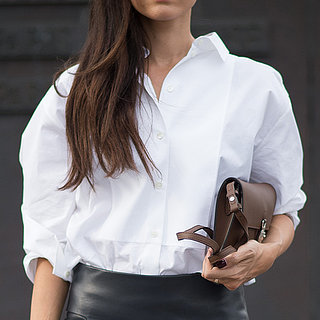 Mandy is so in style popsugar celebrity for How to remove pit stains from white shirts