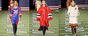 Tommy Hilfiger: Kicking Goals at New York Fashion Week