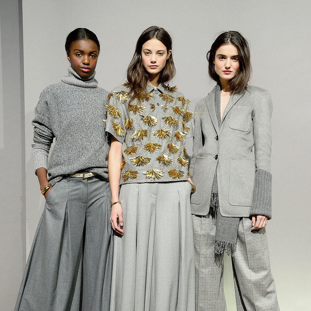 New For Auntum 2015: J.Crew Fall 2015 New York Fashion Week Show