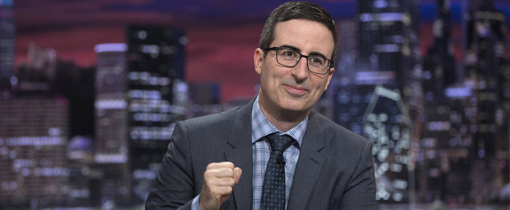 HBO Renews Last Week Tonight With John Oliver For 2 More Seasons