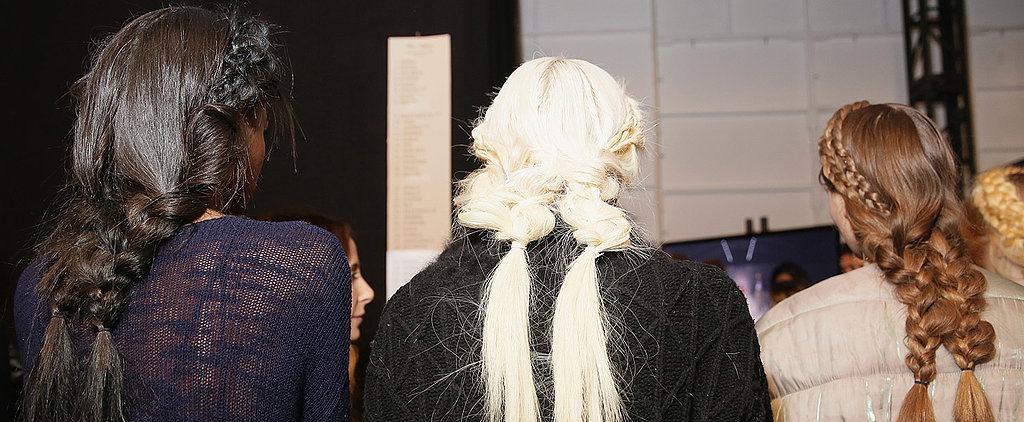 DIY the Epic Milkmaid and Fishtail Braid You Haven't Tried Yet