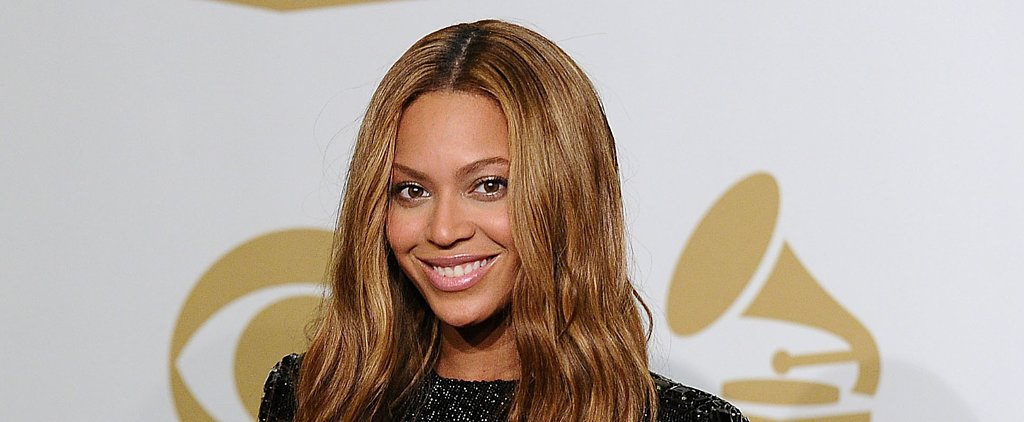 POPSUGAR Shout Out: Beyoncé's Unretouched Photo Is All the More Beautiful