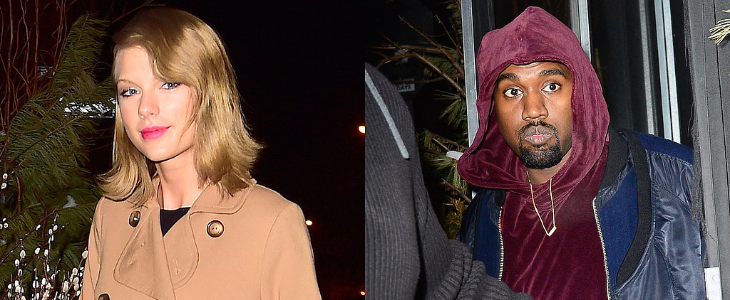 Taylor Swift and Kanye West Do Dinner Together in NYC