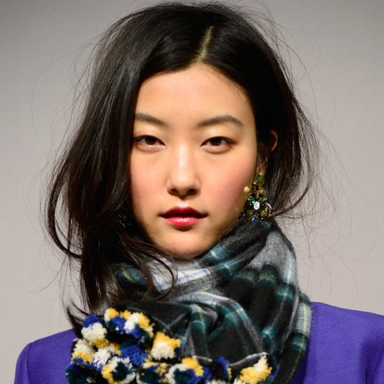 Banana Republic and J.Crew Beauty | Fashion Week Fall 2015