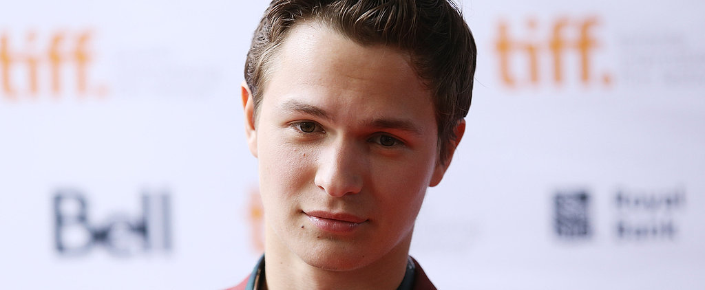 Ansel Elgort Talks About Looking For Boobs and Losing His Virginity