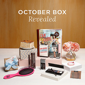 POPSUGAR Must Have Box October 2013 Reveal