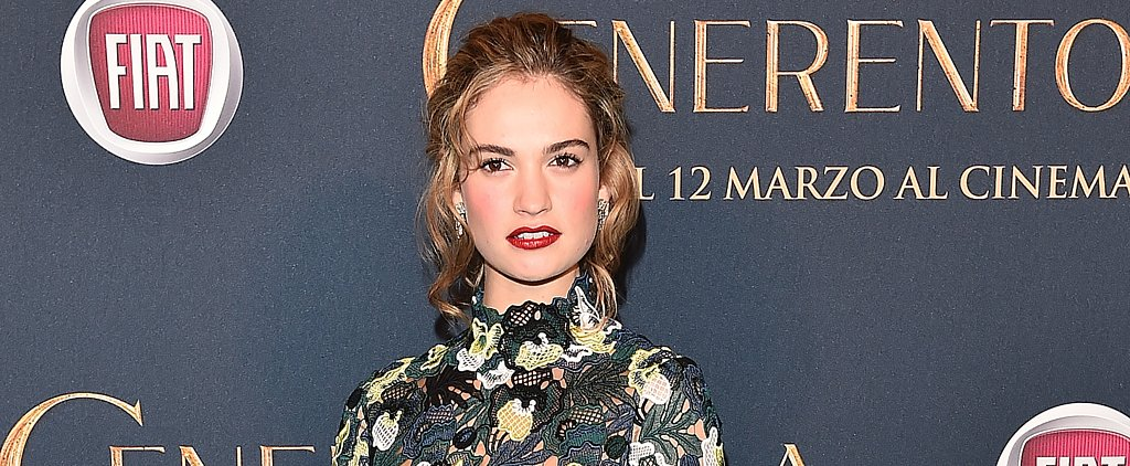 6 Things to Know About the New Cinderella, Lily James