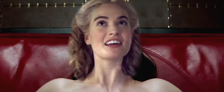 Cinderella Gets a BDSM Makeover in This Fifty Shades Parody