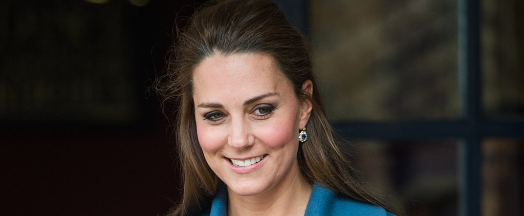 Kate Middleton Manages to Look Gorgeous in Her Third Trimester