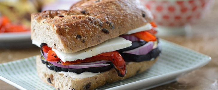 This Sandwich Is a Step Above Your Average Lunch (and Then Some)