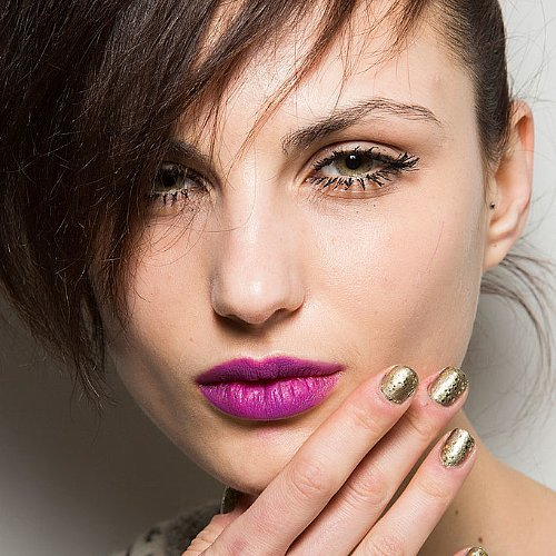 Nail Trends Fall 2015 | New York Fashion Week