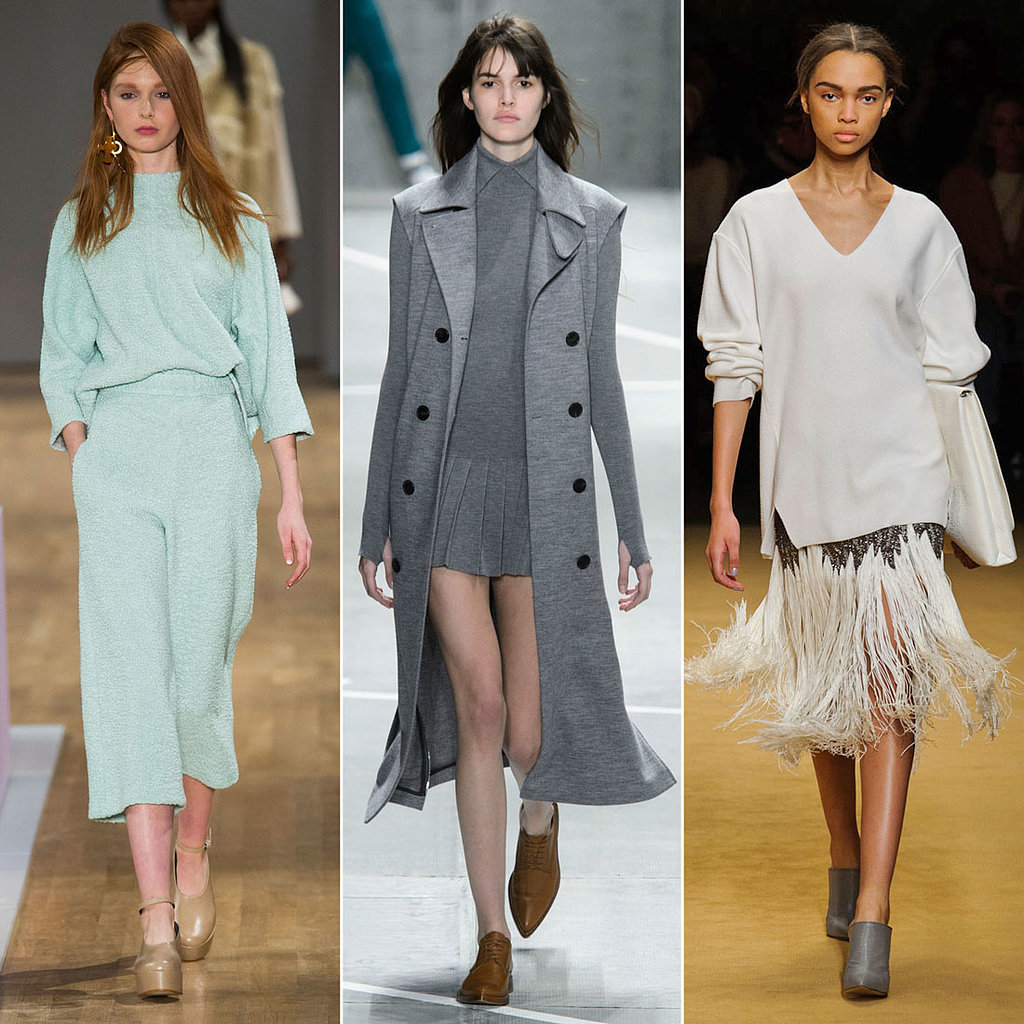 Fall 2015 trends at new york fashion week popsugar fashion Street style ny fashion week fall 2015