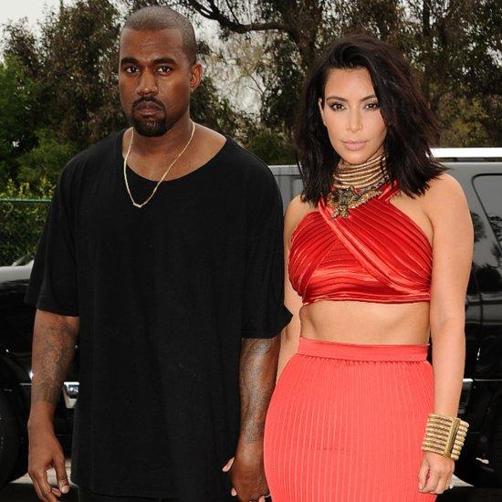 Kanye West Talks About Kim Kardashian and Beyonce