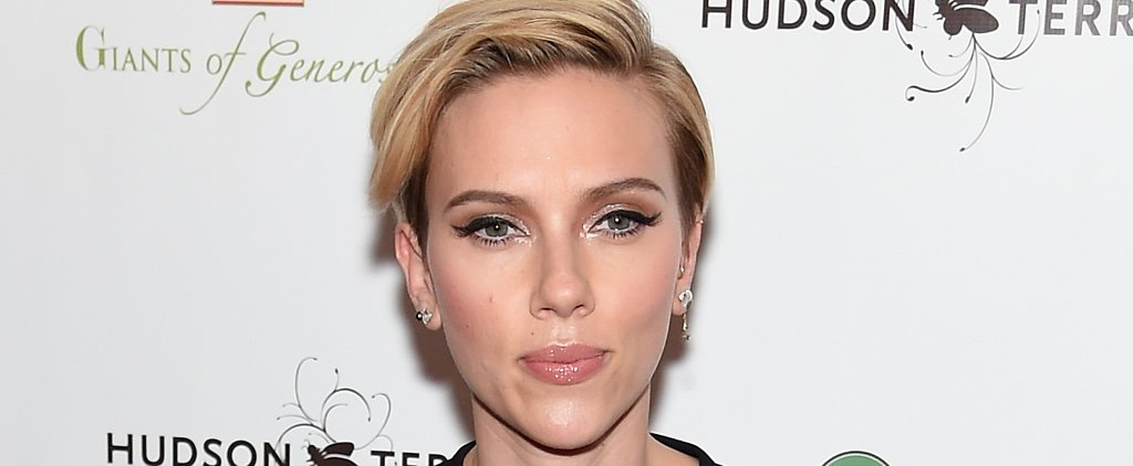 Scarlett Johansson Has Multiple New Projects Lined Up