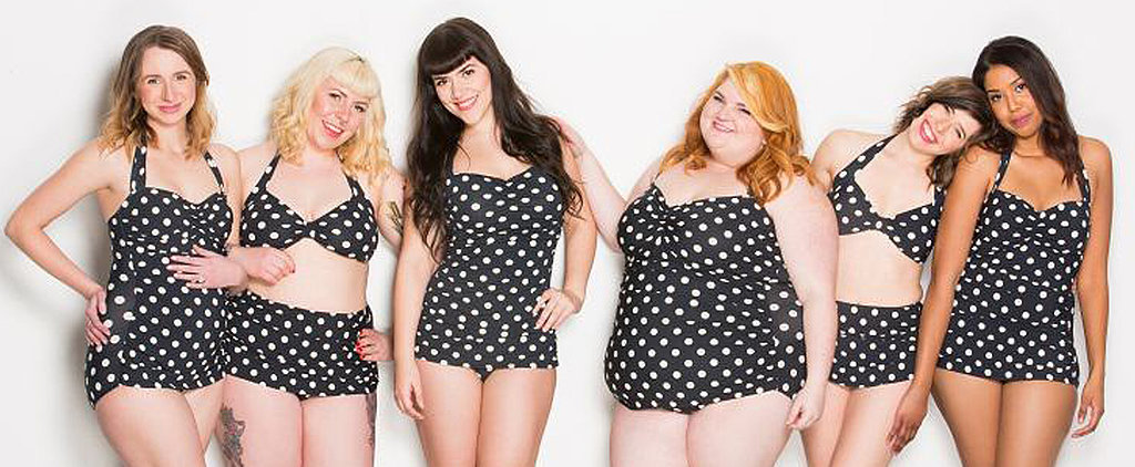 ModCloth Puts Its Employees in a Swimsuit Photo Shoot