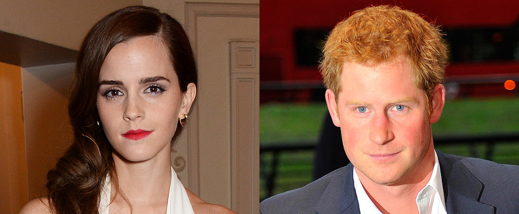 Did Hermione Slip Love Potion Into Prince Harry's Butterbeer?