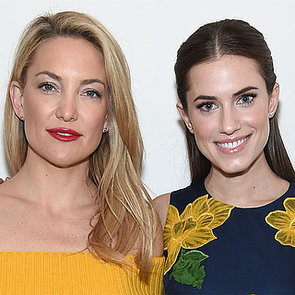 Celebrities Front Row at 2015 Fall New York Fashion Week