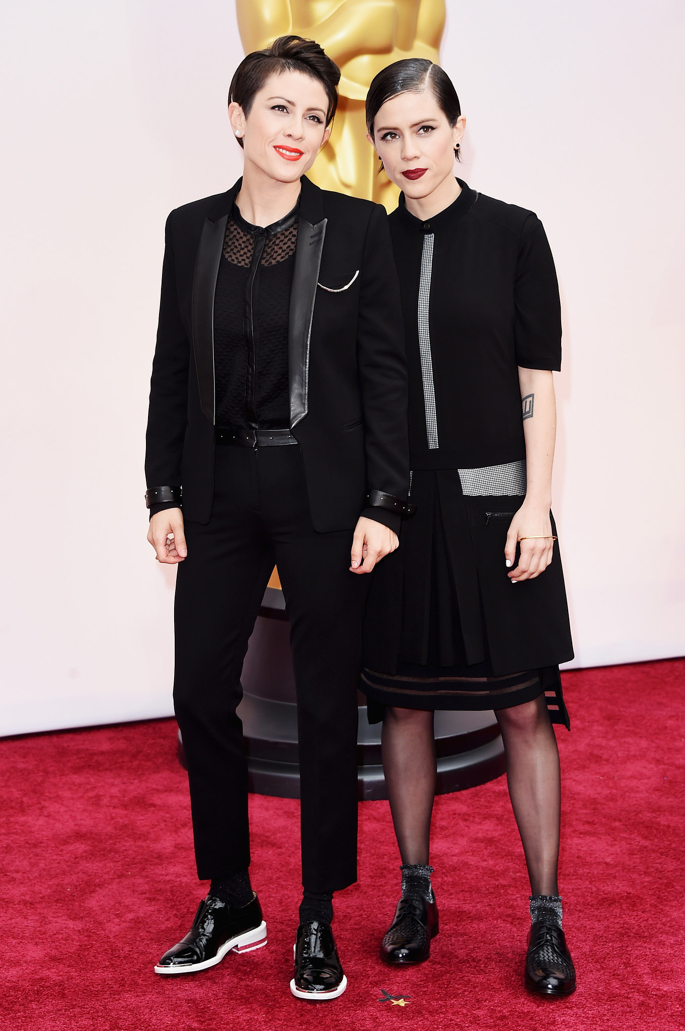 Tegan And Sara Quin 58 Looks You Have To See From The