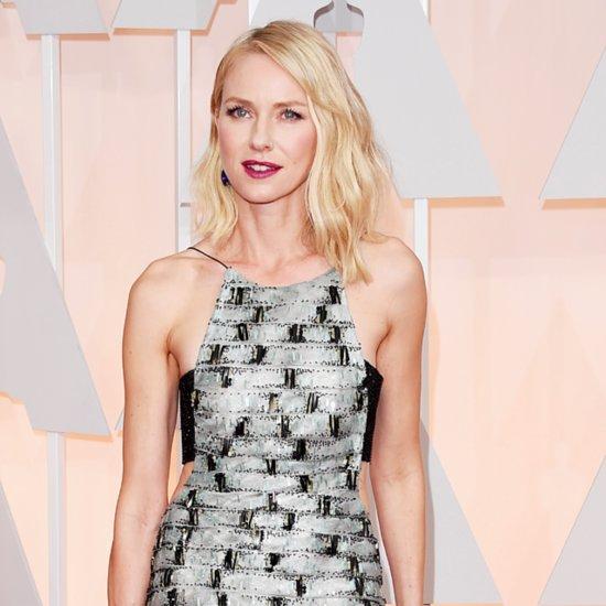 Naomi Watts's Dress at the Oscars 2015