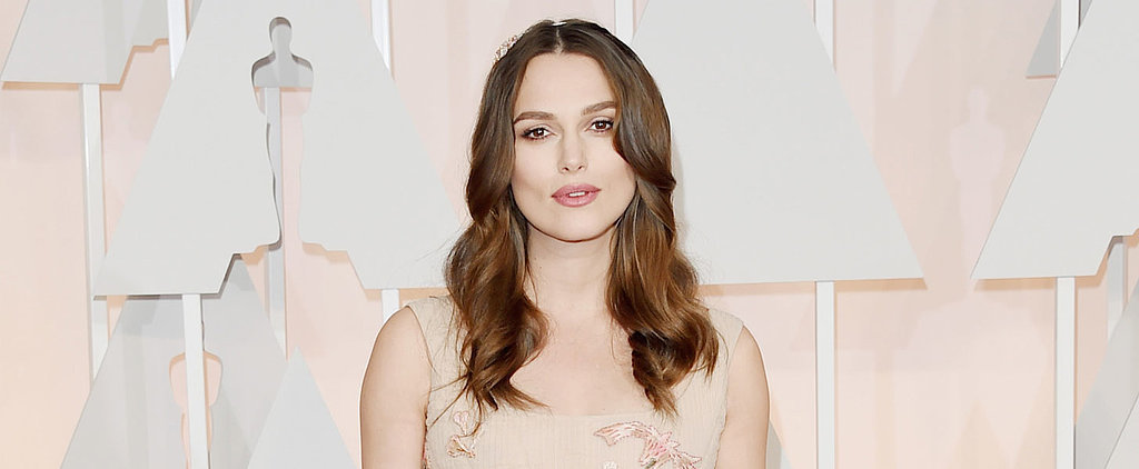 Did Keira Knightley Save Her Loveliest Look For the Oscars?