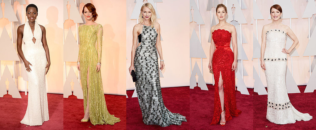 Who Was the Best Dressed at the Oscars?