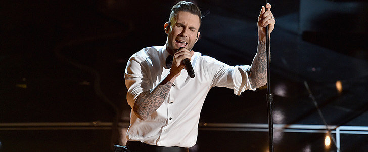 You're Going to Fall Hard For Adam Levine's Oscars Performance