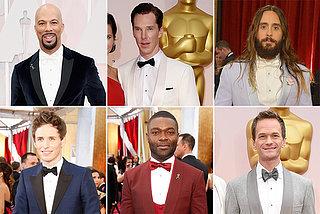 Die Outfits der Schauspieler bei den Oscars 2015