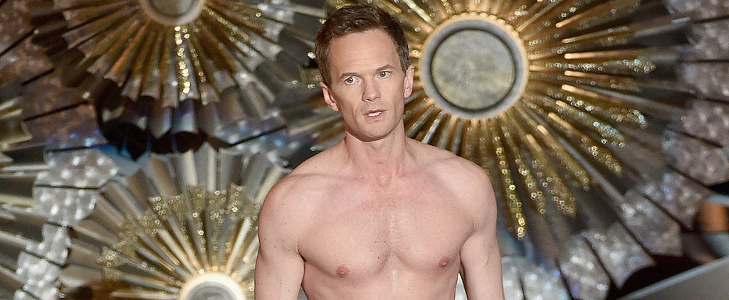 Yes, NPH Stripped Down to His Underwear at the Oscars