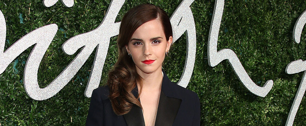 Emma Watson Crushes Everyone's Prince Harry Dating Dreams With a Tweet