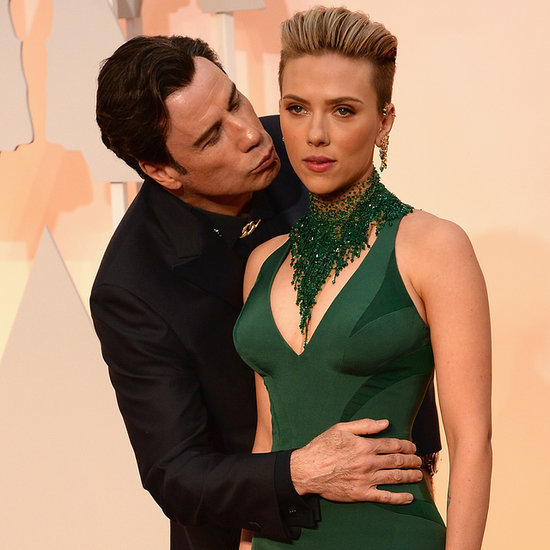 Awkward Celebrity Moments at 2015 Oscars in GIFs