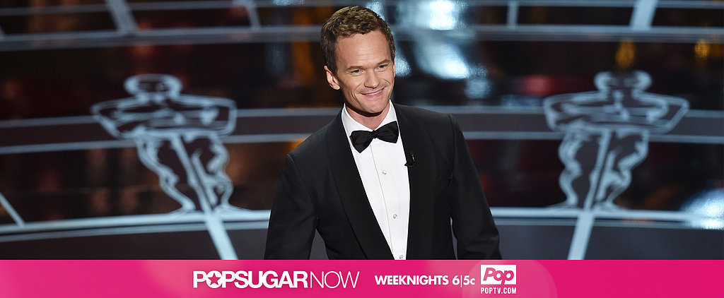 Today on POPSUGAR Now: Oscars Madness!
