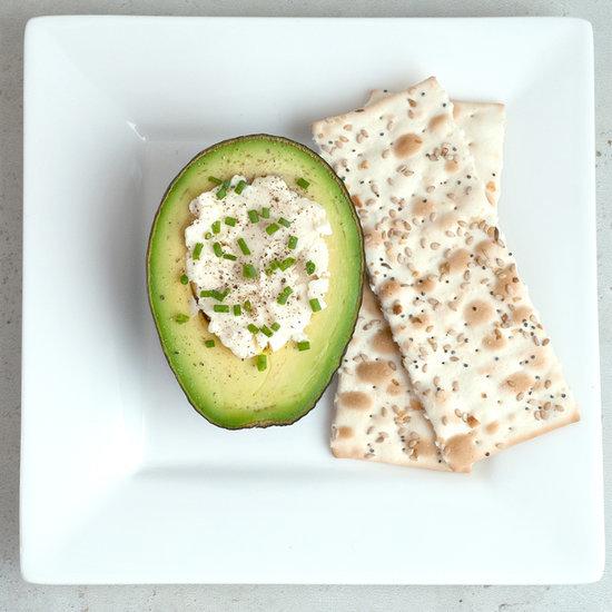 Avocado Cheese Snack