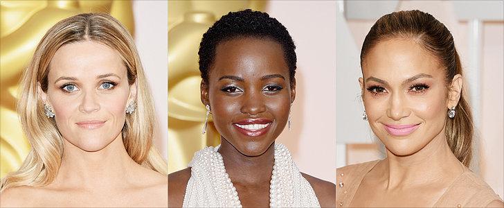 See Every Award-Winning Oscars Beauty Look
