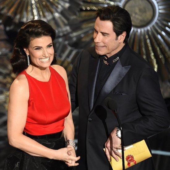 "John Travolta Finally Shares Why He Called Idina Menzel ""Adele Dazeem"""