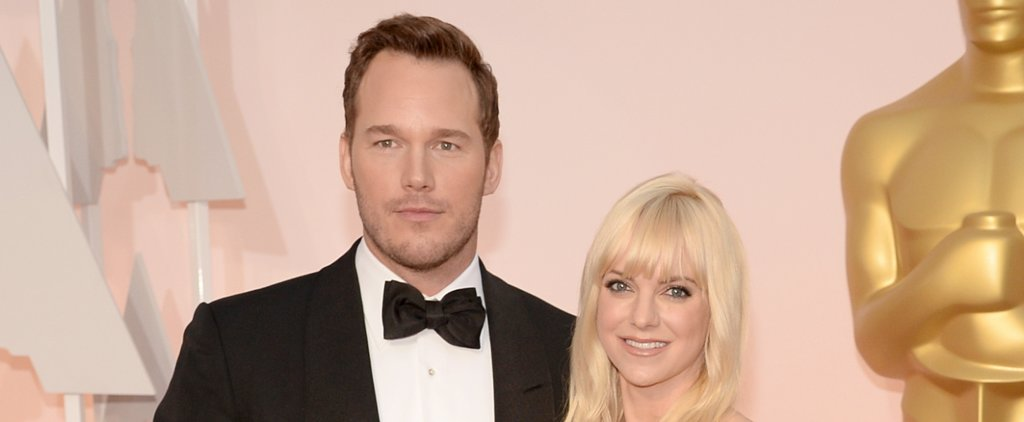 Chris Pratt and Anna Faris Got Goofy at the Oscars