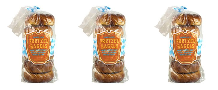 Don't Miss Out on Trader Joe's Pretzel Bagels