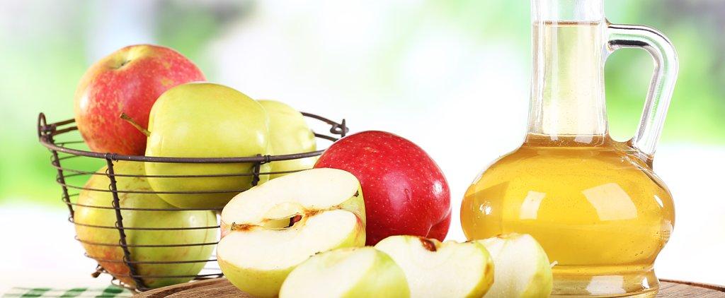Apple Cider Vinegar Is the Acne Savior Hiding in Your Kitchen