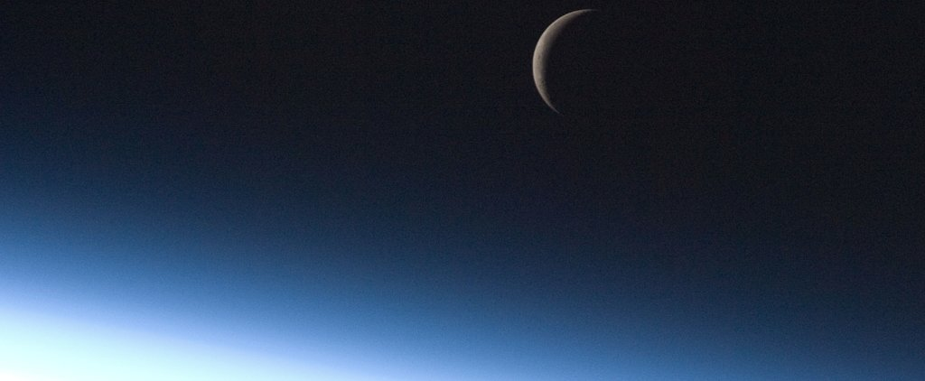Stop Everything and Gaze at This Photo of the Earth and Moon