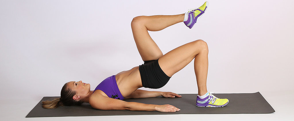 A 5-Minute Workout to Help You Look Tall and Lean