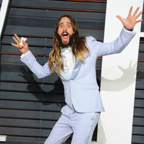 Jared Leto Really Wanted to Be Jennifer Lawrence at the Oscars This Year